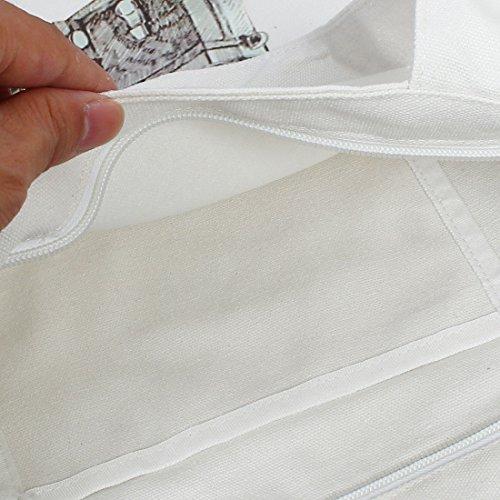 Hombro Paquete Libros De Bolsas Cierre Cremallera Mochilas Bolsa 1 Con De Mochila Compras Escolar map De sourcing vqAxRBYR