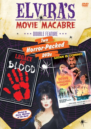 Elvira's Movie Macabre: Legacy Of Blood / The
