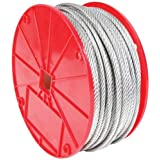 Koch 002123 1/8 by 500-Feet 7 by 7 Cable , Galvanized