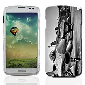 For LG Volt LS740 Fighter Jet Case Cover