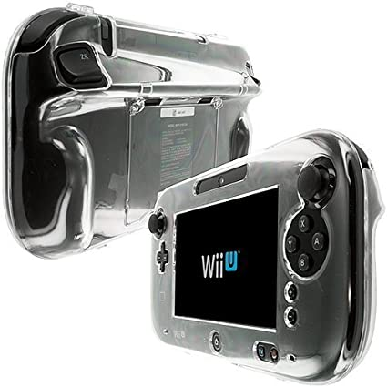 Exclusive US SELLER Wii U Game Pad White Dust Cover