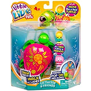 little live pets. Tortugas Molonas. Serie 6 Fruity