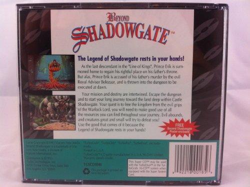 Beyond Shadowgate (TurboGrafx-CD, 1993)