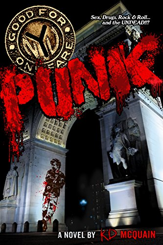 NYV: PUNK (New York Vampire Book 1) by [McQuain, K.D.]