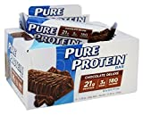 Cheap Pure Protein Chocolate Deluxe Value Pack, 6 Count (Pack of 6) , Pure-ft