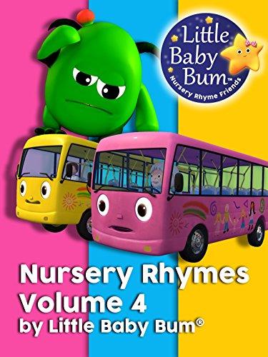- Nursery Rhymes Volume 4 by Little Baby Bum