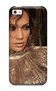 For Iphone 5c Protector Case Jennifer Lopez Eyes Phone Cover