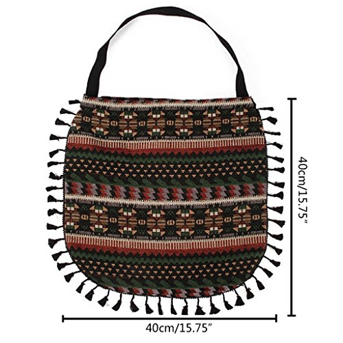Messenger Bags Purse Bag Hobo Fringe Tassel Shoresu Tote Handbag Shopping Women Shoulder nRCHP8S
