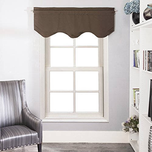 Wide Pocket Curtain Valances: Amazon.com