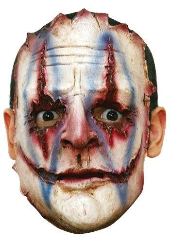 Serial Killer Clown Mask - ST -