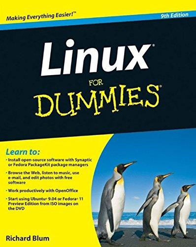 linux for dummies 9th edition pdf free