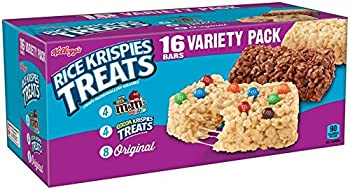 Rice Krispies Kellogg's Treats Variety Pack, 12.4 Ounce(Pack Of 6)