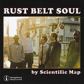 Scientific Map Rust Belt Soul