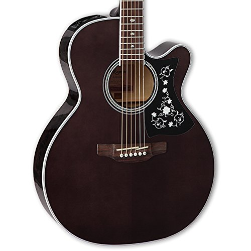 Takamine GN75CE TBK NEX Cutaway Acoustic-Electric Guitar, Tr