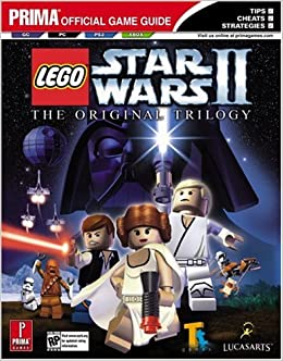 Lego Star Wars 2: The Official Strategy Guide (Prima Official Game Guides)