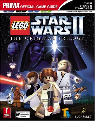 Lego Star Wars 2: The Original Trilogy (Prima Official Game (Freeplay Book)