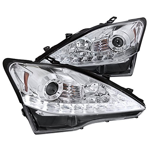 lexus is 350 headlights - 3