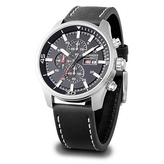 1f390dfad0fe Reloj Duward Hombre Aquastar Hockenheim D85527.02  AC0079  - Modelo  D85527. 02  Amazon.es  Relojes