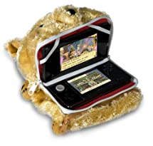3DS/DS/DSi Pet style Protection Carry Case and Puppet