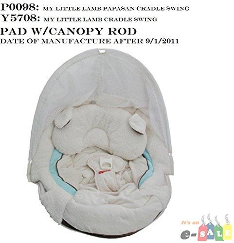 Fisher Price Papasan Infant Seat - 4