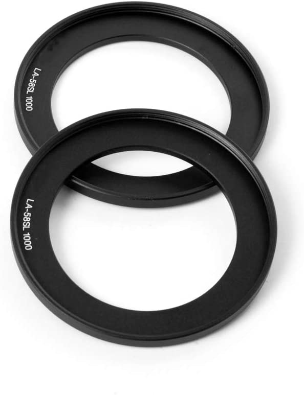 67mm Metal Filter Adapter Ring for Fujifilm Finepix S1 LA67S1,for LA-58SL1000 58mm Adapter Ring to Fuji FINEPIX SL1000 S8200 S9400W S9450W S9900W S9950W S9800 67MM LA-67S1