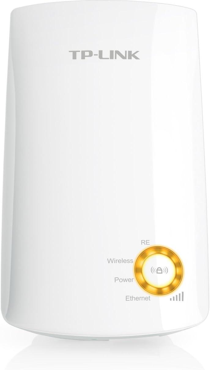 TP-LINK TL-WA750RE 150Mbps Universal Wireless Range Extender (Wall Plug)