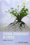 img - for Strong Democracy in Crisis: Promise or Peril? book / textbook / text book