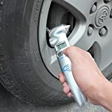 Pevor Car Digital Tire Pressure Gauge Multifunctional Tools Safety Hammer Automotive Supplies Belt Cutter