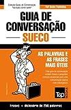 capa de Guia de Conversação Portuguès-Sueco E Mini Dicionário 250 Palavras