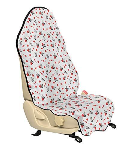 panda bear seat covers - 8