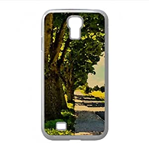 Landscape Watercolor style Cover Samsung Galaxy S4 I9500 Case (Landscape Watercolor style Cover Samsung Galaxy S4 I9500 Case)