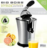 Cheap Big Boss Stainless Steel Electric Citrus Juicer
