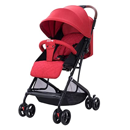 Amazon.com: SCJ - Cochecito de bebé ligero que se puede ...