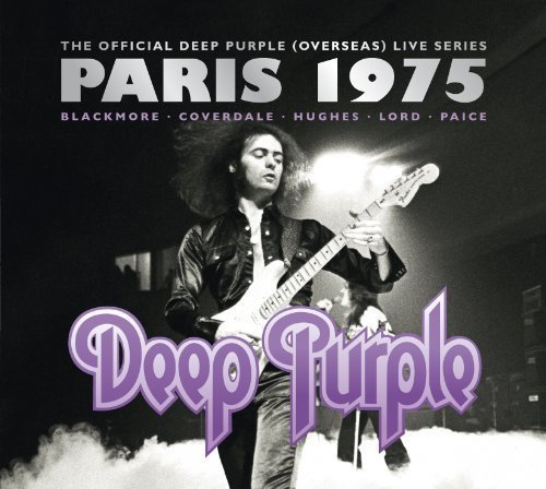 Vinilo : Deep Purple - Paris 1975 (United Kingdom - Import)
