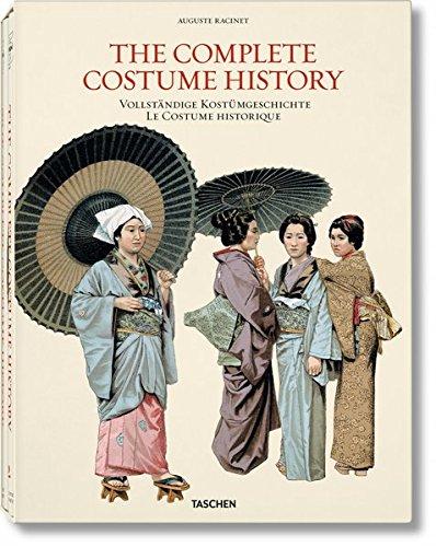 Racinet: Complete Costume (Racinet Costume History)