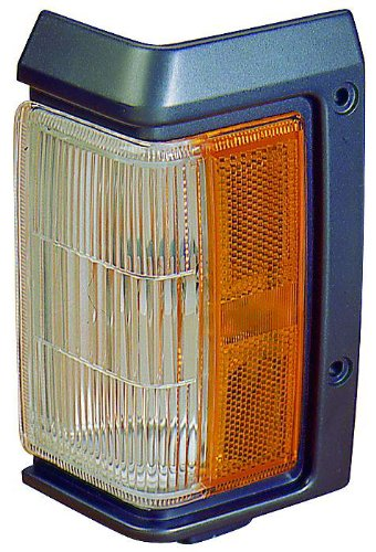Depo 315-1510L-NS Nissan Pathfinder/Pickup Driver Side Replacement Side Marker Lamp Assembly
