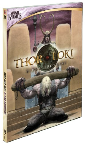 Marvel Knights: Thor & Loki Blood Brothers