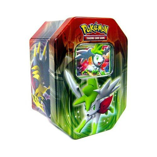 Pokemon Platinum 2009 Spring Collector Tin - Shaymin X