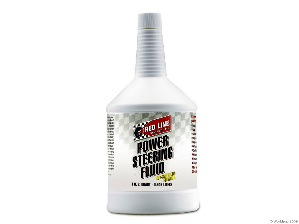 Red Line Power Steering Fluid P/S Fluid - Quart