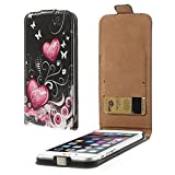 iPhone 6 Case, [Up-Down Open] Newshine (TM) Butterfly - Best Reviews Guide