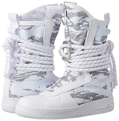 Prm blanc blanc Hi De Nike Gymnastique 100 Sf Blanc Chaussures Blanc Af1 Pour Hommes wUxwq87