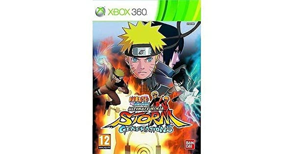 Amazon.com: Naruto Shippuden: Ultimate Ninja Storm ...