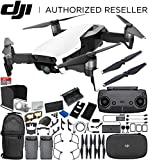 DJI Mavic Air Drone Quadcopter (Arctic White) 2-Battery Ultimate Bundle Review