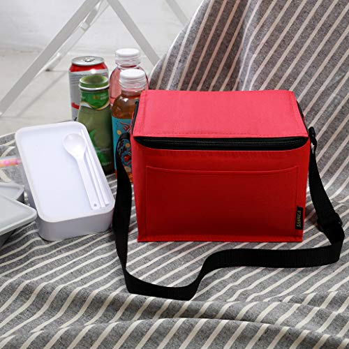 Eoeth Big Sale!Insulated Lunch Bag for Women Men Kids Cooler Adults Tote Food Lunch Box