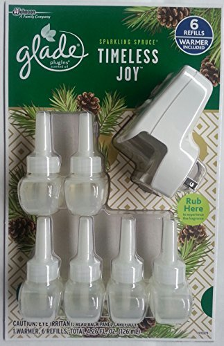 glade-plugins-sparkling-spruce-timeless-joy-6-refills-and-1-warmer