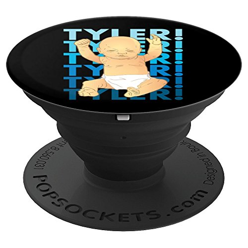 Tyler! - PopSockets Grip and Stand for Phones and ()