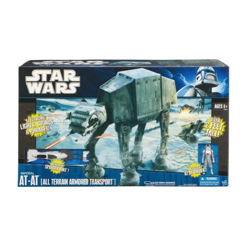 [Star Wars 174 Imperial AT-AT All Terrain Armored Transport Vehicle] (Star Wars At At Walker)