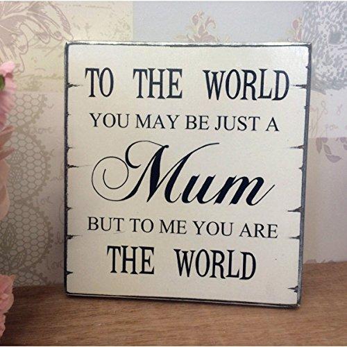 Pixnor Mothers Daughter Vintage Plaque