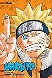 Naruto (3-in-1 Edition), Vol. 25, 26 & 27