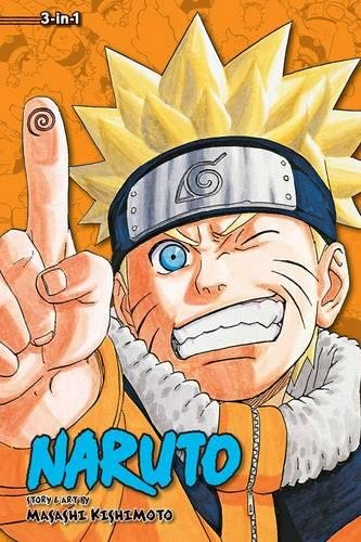 Naruto (3-in-1 Edition), Vol. 9: Includes Vols. 25, 26 & 27 ebook
